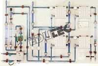 Domestic Heating Circuit Training Panel