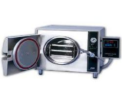 FRONT LOADING AUTOCLAVE WITH DRY CYCLE (SEMI AUTOMATIC ECONOMY MODEL)