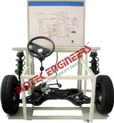 Four Wheel Steering Trainer