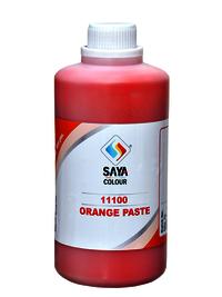 Orange 13 Pigment Paste