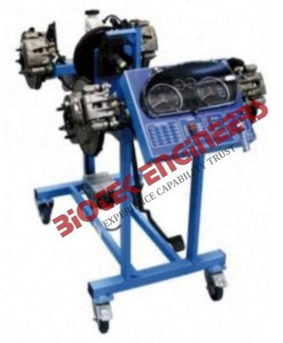 Vehicle Brake Trainer