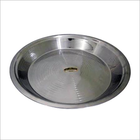 Stainless Steel Parat - Karan Metawares Pvt  Ltd , B-69/1