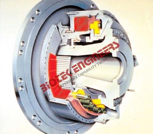 Cut Away Model Of Brake Retarder System