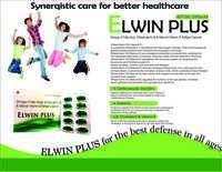 Omega 3 Fatty Acids Wheat Germ Oil & Natural Vitamin E Soft Gel Capsule