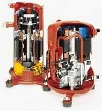 Hermetic Refrigerant Compressor