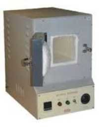 RECTANGULAR MUFFLE FURNACE HIGH TEMPERATURE (1200 DEGREE C)
