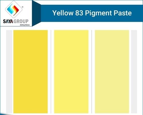 Yellow 83 Pigment Paste