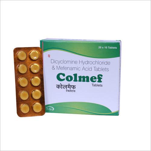 Colmef Tablet