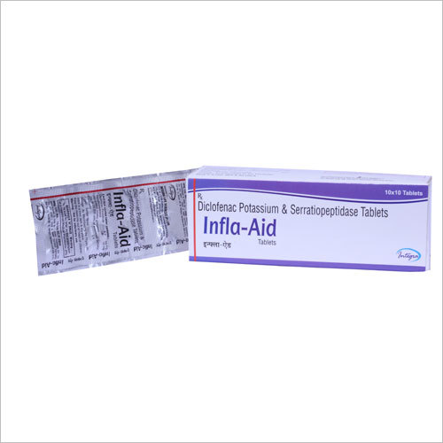 Infla Aid Tablet