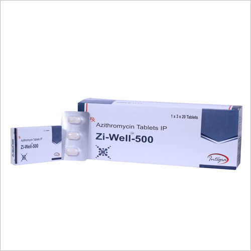 Zi Well 500 Tablet