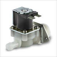 Inlet solenoid valve for whirlpool washing machine