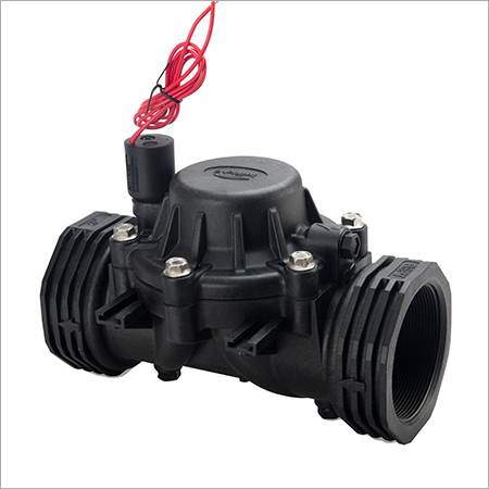 Solenoid valves for water for irrigation system