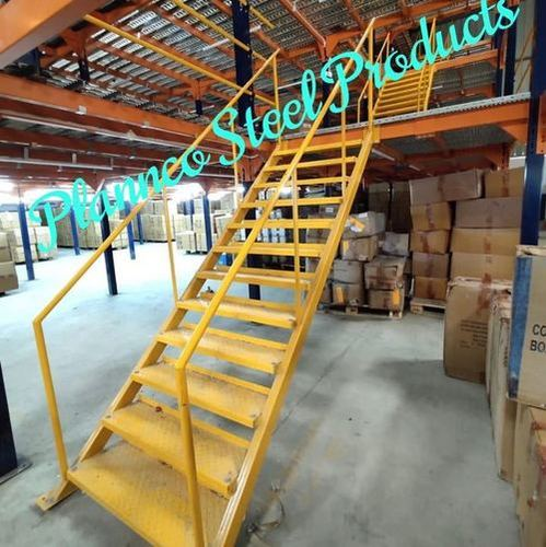 Mezzanine Floor With Staircase
