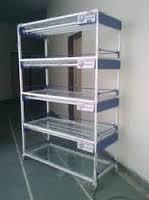 TISSUE CULTURE RACK WITH TIMER