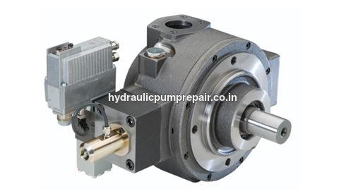 Moog hydraulic motor repair