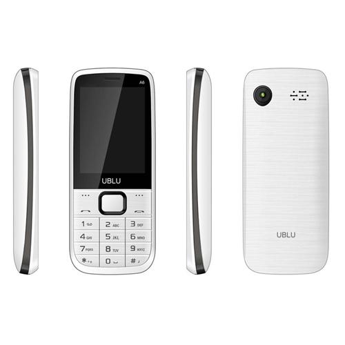 UBLU A6 Black Mobile Phone
