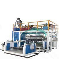 High efficiency laminating machine line