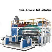 Single Extruder Extrusion Laminating machinery