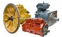 kawasaki Hydraulic Motor Repair
