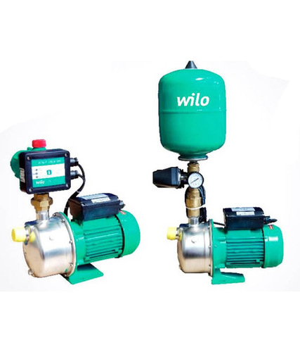 Single Booster Pump (FWJ / HWJ)