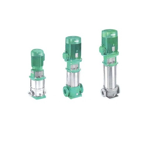 Vertical Multistage Inline Pumps