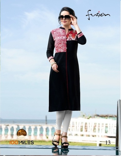 Fashion Designer Party Wear Fancy Kurti