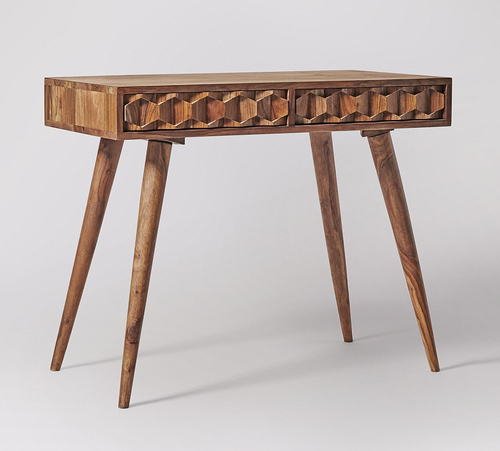 Solid Wooden Console Table