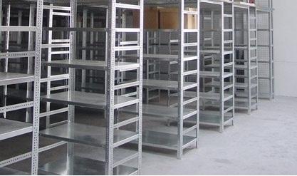 Slotted Angle Framework Rack
