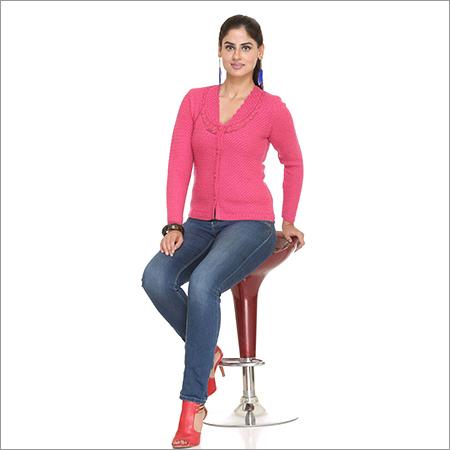 Pashmina Women Designer Cardigan