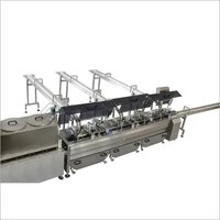 Single Lane 3+2 Biscuit Sandwiching Machine