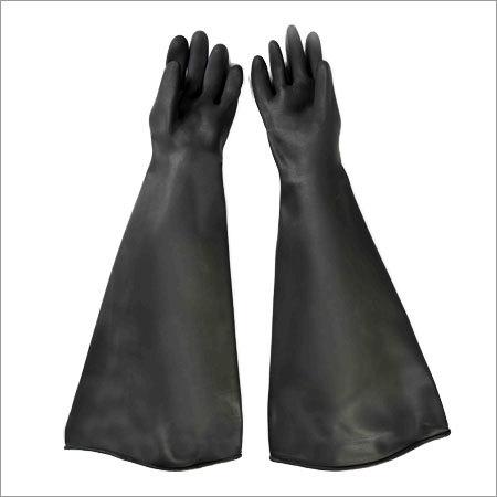 Sandblasting Gloves Smooth