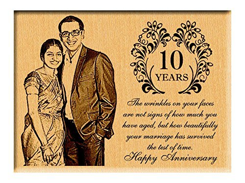 Wooden anniversary Gift