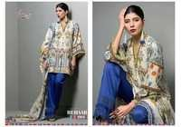 Latest Chiffon Dupatta Cotton Salwar Suits Online