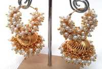 Designer Jumkha Imitation Earring