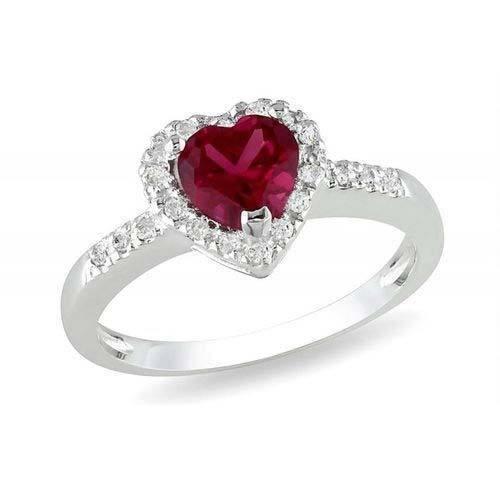 AD Stone Ring