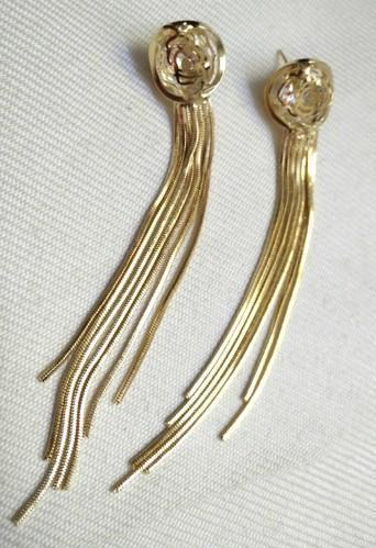 AD Stone Earrings