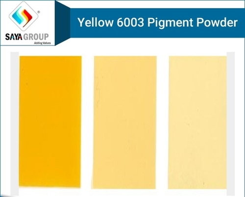 Yellow 6003 Pigment Powder