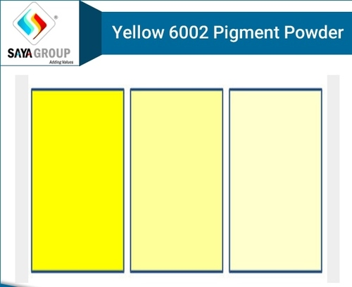 Yellow 6002 Pigment Powder