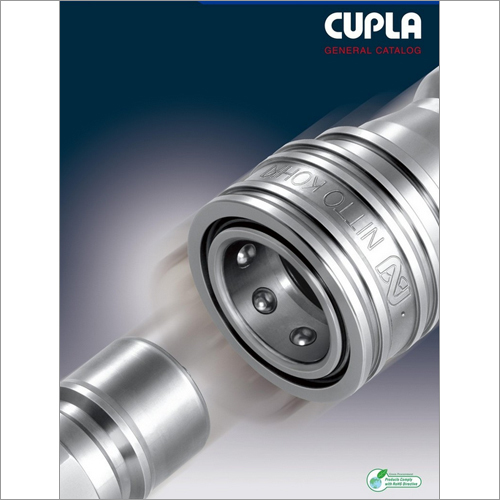 'CUPLA' Quick Connect Couplings