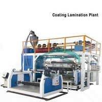 Plastic Coating and Lamination Machine