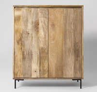 Wooden Sideboard With Storage