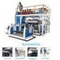 Plastic Extruding Coating Lamination machine