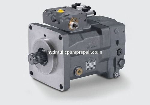 Linde Hydraulic Pump Repair