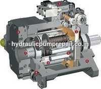 Linde Axail Piston Pump Repair