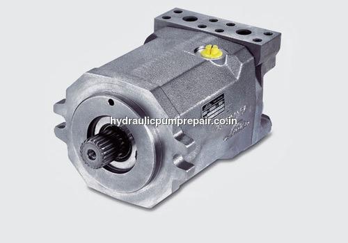 Linde Hydraulic Motor Repair