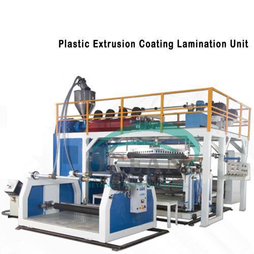 Both sides Printing&Coating Extrusion Laminating Machine