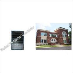 Air Distribution Louver For Institutional Building
