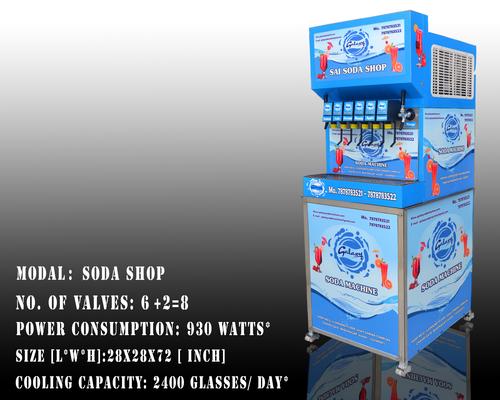 6 Valve Sada Machine