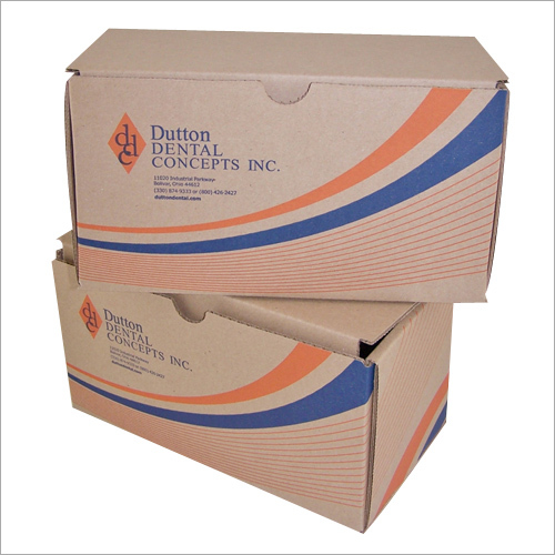 Heavy Duty Printed Corrugated Boxes