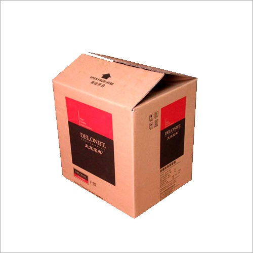 High Tolerance Printed Corrugated Boxes